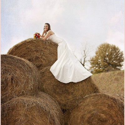 Barn Inspired Rock the Dress- Ashley & Mike – Jeter Farm, Virginia