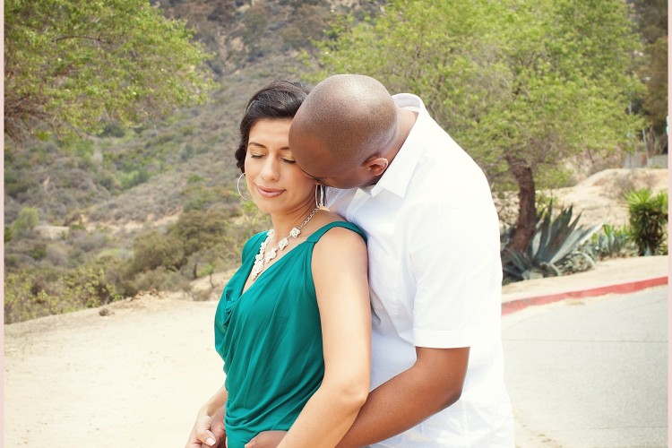An L.A. Engagement – Cantrell & Yvonne – Los Angelas, CA