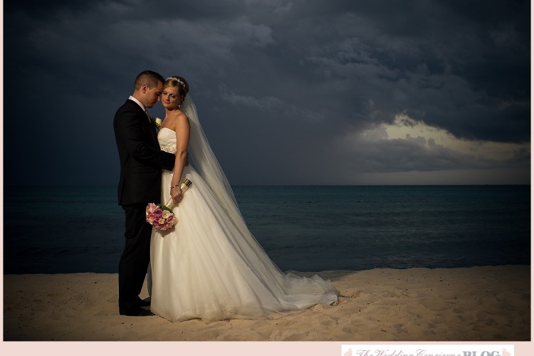 Nicole & Jason's Destination Wedding in Cancun, Mexico