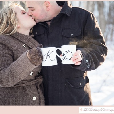 Love Is Warm-Kelsey & Dan Engaged-Alberta, Canada