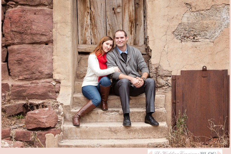 Sarah & Sam in Love – Arizona Engagement