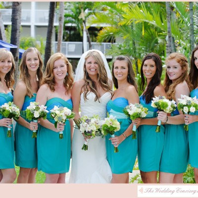 Turquoise Wedding – Lauren & Chris – Hawks Key, Florida Wedding