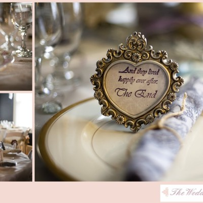 Vintage Shabby Chic Bridal Shower – Beckley, West Virginia