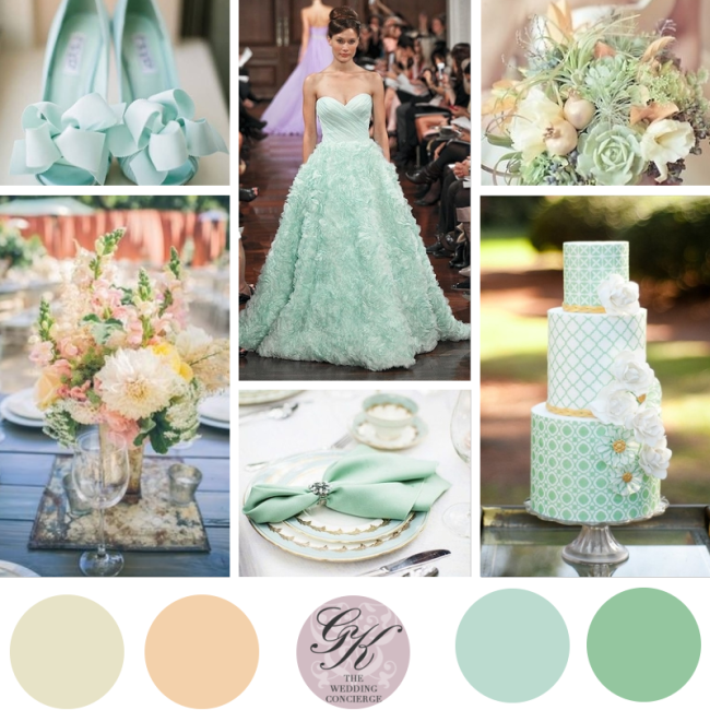 Mint Wedding - The Wedding Concierge
