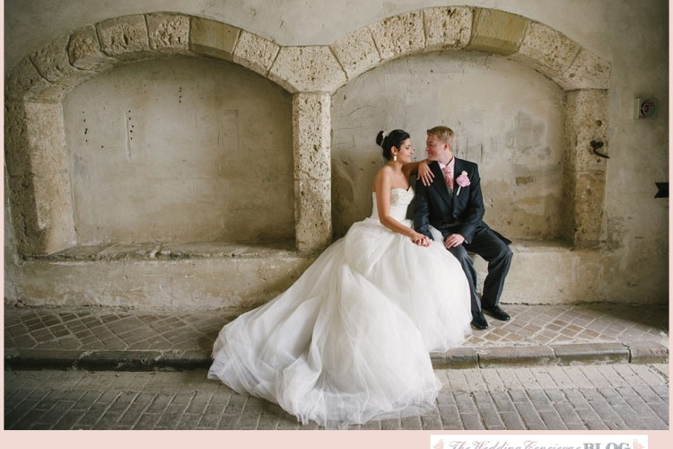 Romantic Castle Wedding in Mailberg, Austria – John & Soli