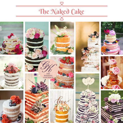 Let's Get Naked…Cakes That Is!