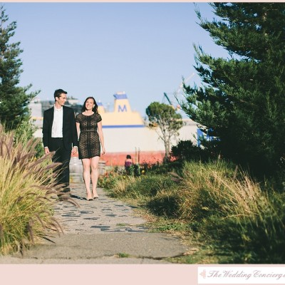San Francisco Engagement – Megan & Anthony