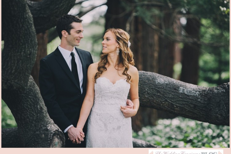 Intimate & Elegant Wedding – Megan & Anthony – Piedmont, CA