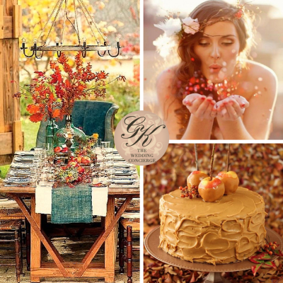 Harvest Wedding Inspiration