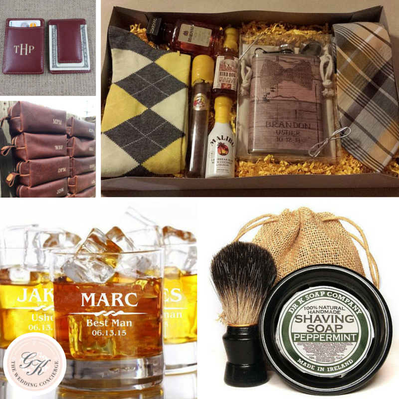 Groomsmen Wedding Gift: 2015 Groomsmen Gift Guide