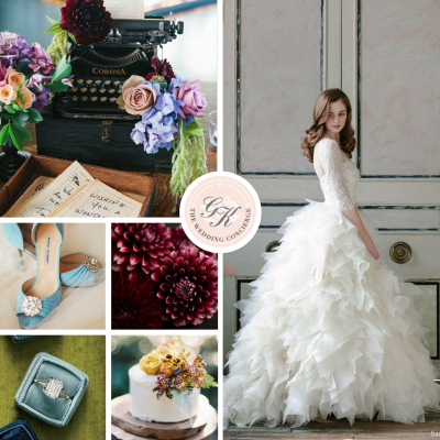 Vintage Rustic Wedding Inspiration