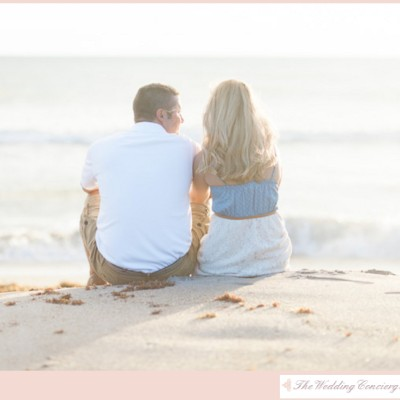 Sunrise Beach Engagement