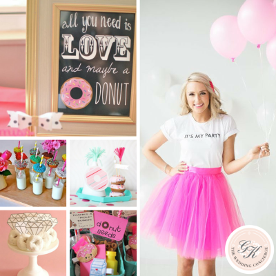 Donut Bridal Shower Brunch