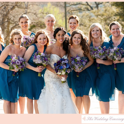 Delightful Austin Wedding