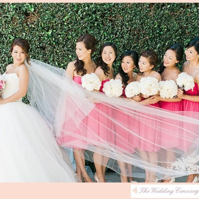 Elegant L.A. Wedding at The Skirball Cultural Center