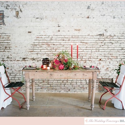 Loft Styled Shoot in Belgium