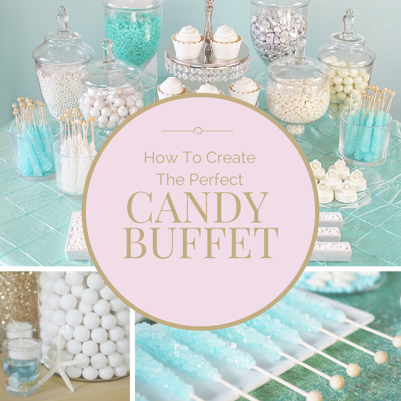 How to create the perfect candy buffet watchthetrailerfo