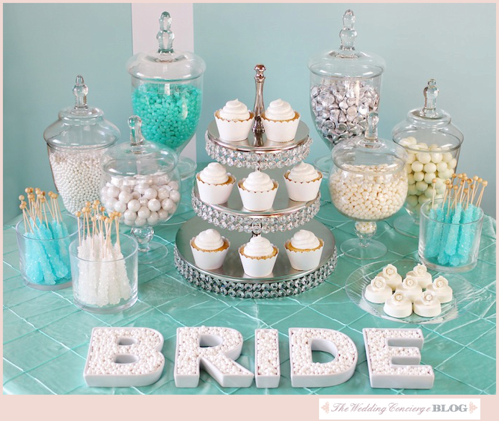 How to create the perfect candy buffet image 2 bridal buffet watchthetrailerfo