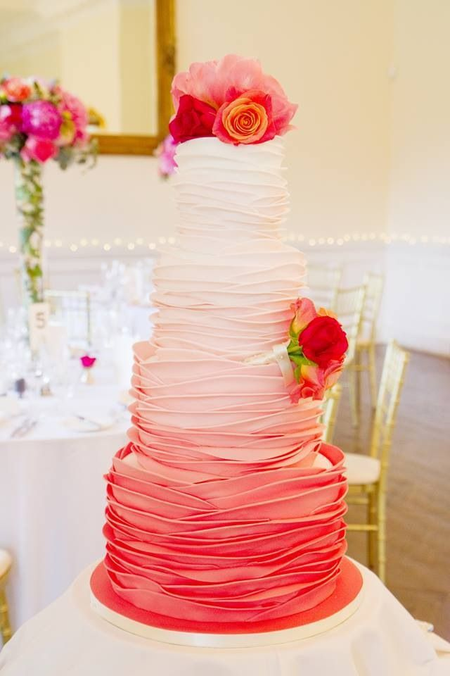 colored wedding cakes 5000 Simple Wedding Cakes