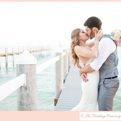 Mint & Ivory Miami Beach Wedding