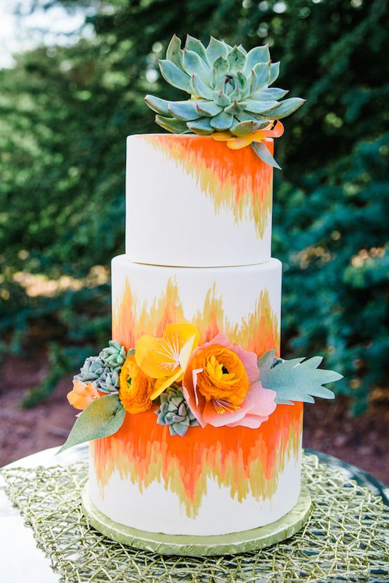 Wedding Cake Wednesday