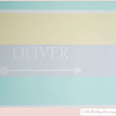 Our Sweet Oliver's Nursery Reveal