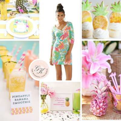 Pineapple Bridal Shower Inspiration