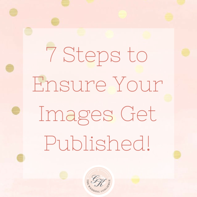 7 Steps to Ensure Your Images Get Published