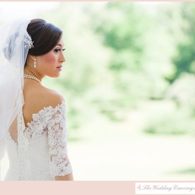 Elegant Virginia Wedding at Rosemont Historic Manor