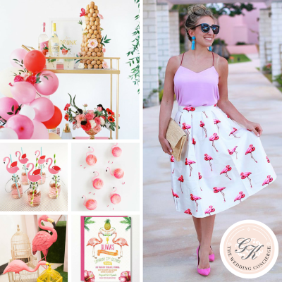 Flamingo Bridal Shower Inspiration