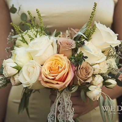 Rustic Styled Bridal Shoot