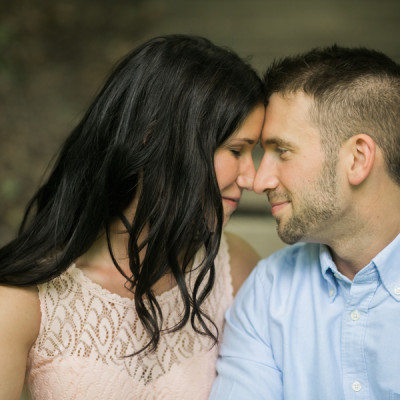 Brecksville Metropark Engagement | Heather & Jon