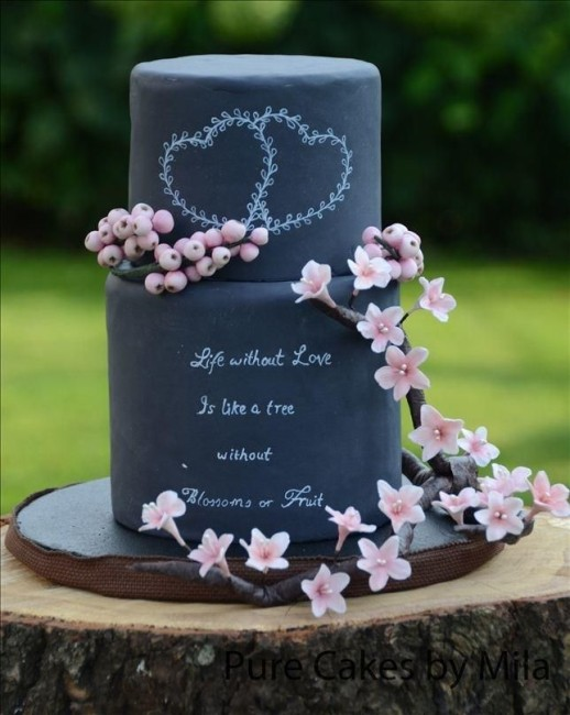 Chalkboard_Wedding_Cake