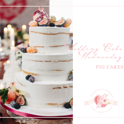 Wedding Cake Wednesday – Fresh Figs