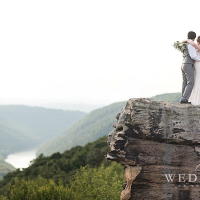 Almost Heaven Elopement