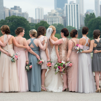 2016 Bridal Party Trends| What's In and What's Out