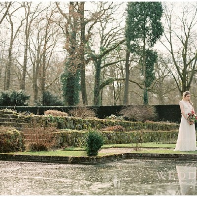 Enchanted English Garden Wedding Inspiration