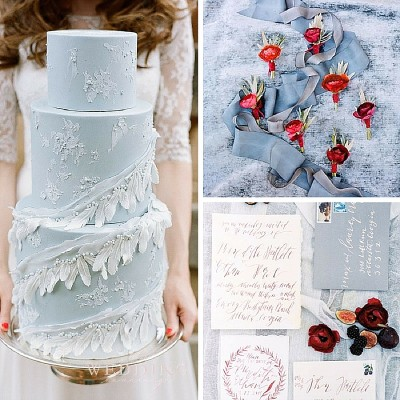 Wintry Wonderland Wedding Inspiration