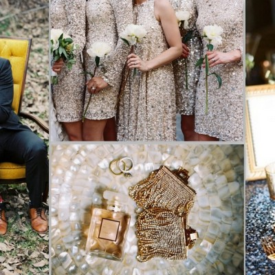 How to Style a Winter Wedding | by Alyssa Doorhy of CoChic Styling
