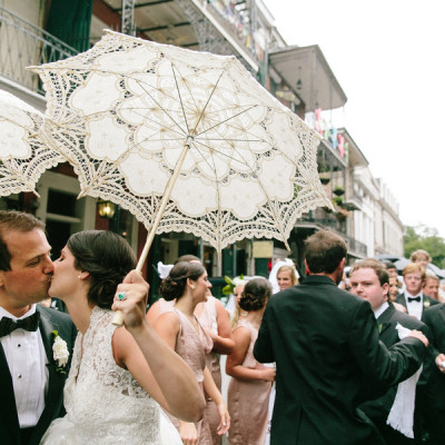 Festive New Orleans Wedding | Larae & Ross