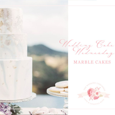 Wedding Cake Wednesday – Marble Cakes