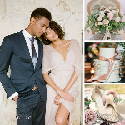 Provincial Elegance Wedding Inspiration