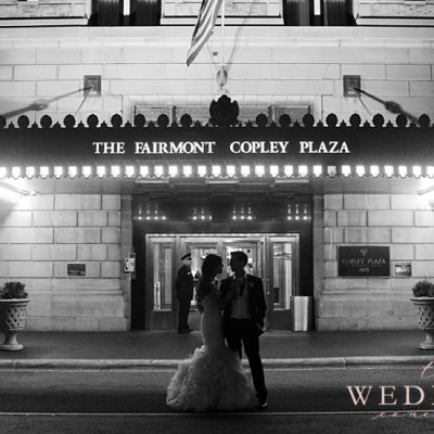 Luxurious Fairmont Copley Plaza Wedding | Kara & Kevin