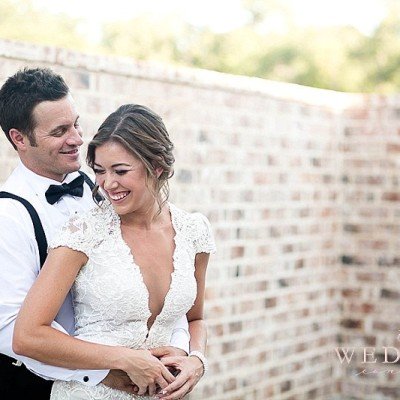 Romantic Southern Plantation Styled Wedding Shoot