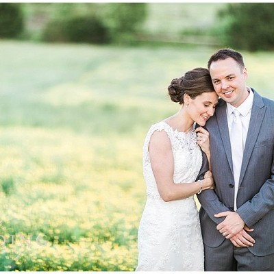 Sweet Southern Wedding – Brandy Hill Farm, Virginia