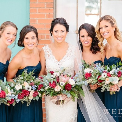 Romantic Garden Wedding | Corinne & Benton | Dallas, TX