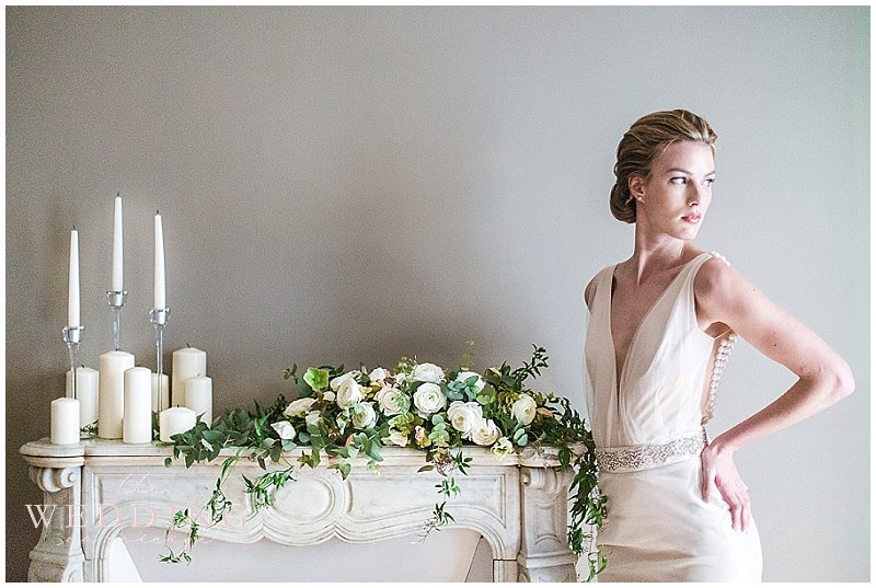 Intimate Paris Elopement Styled Shoot