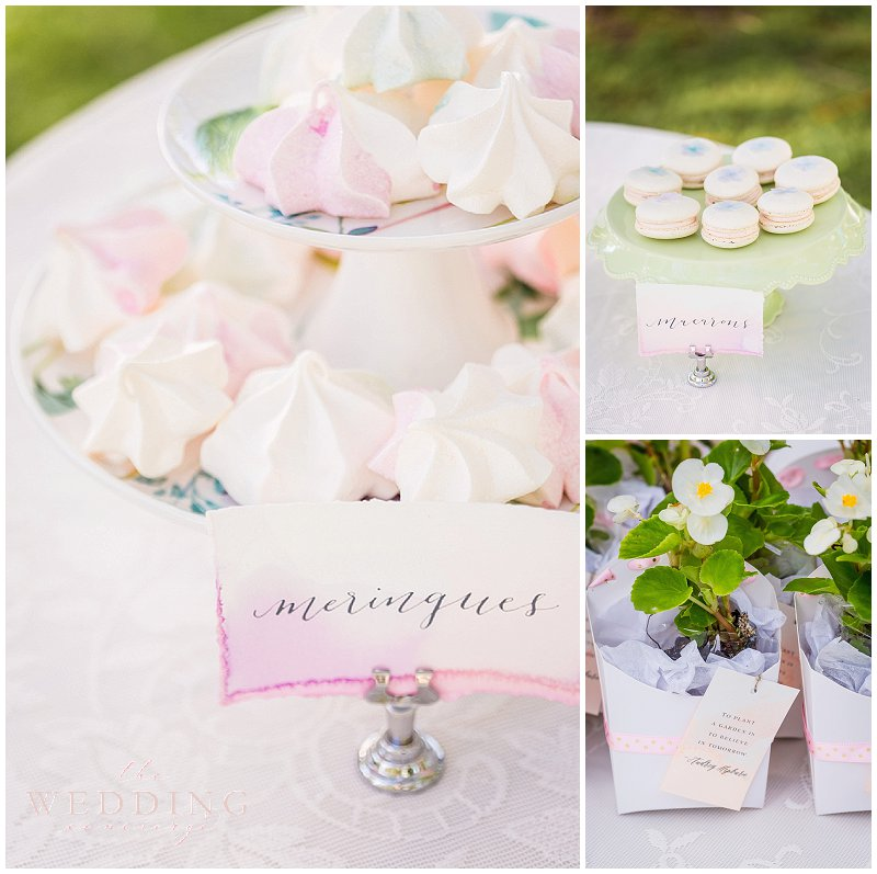Sweet Summer Blossoms Styled Shoot