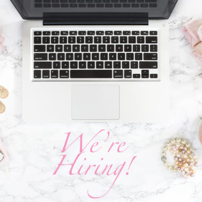 We're Hiring an Editorial Assistant!