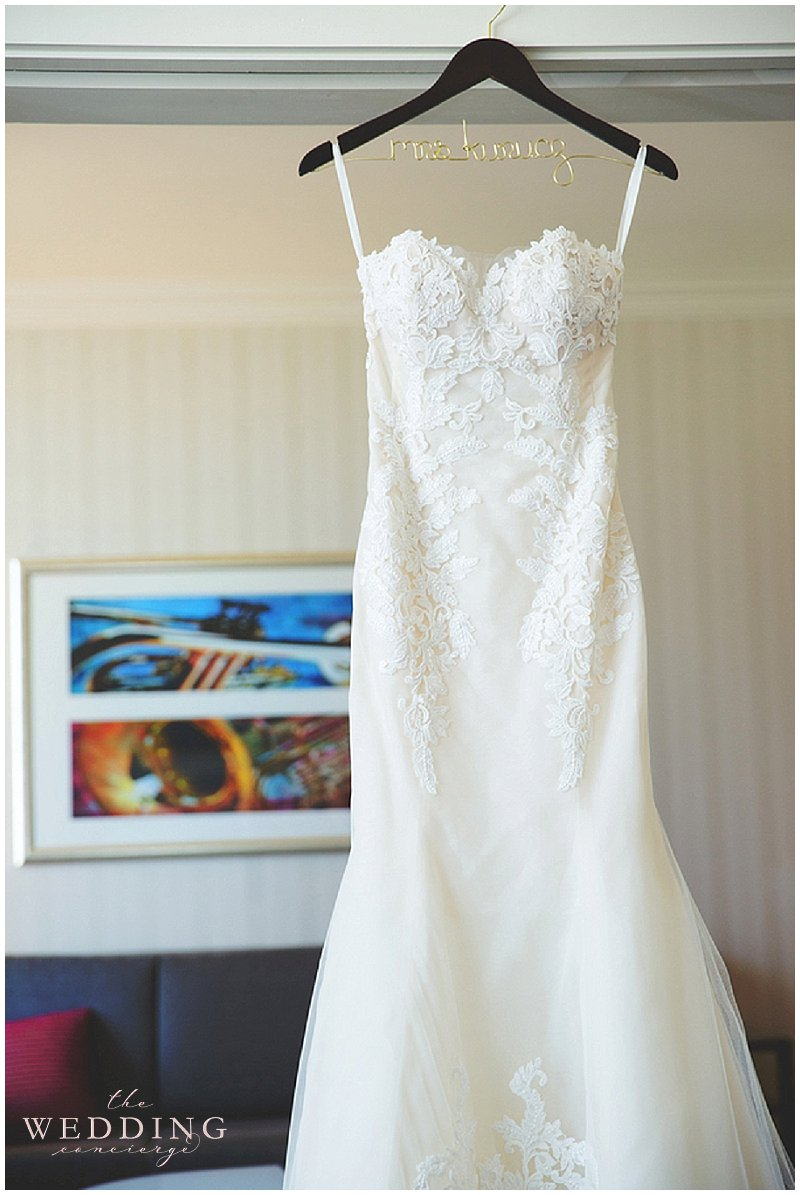 Stylish New Orleans Destination Wedding